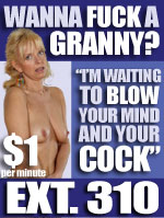 Wanna Fuck Granny